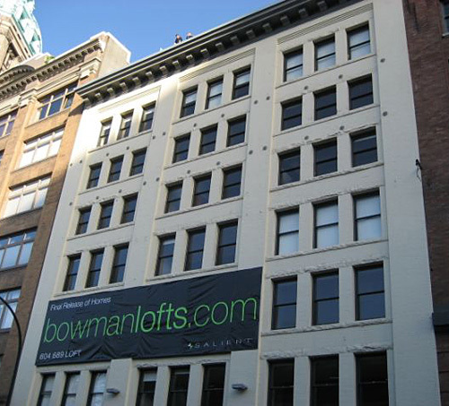 Bowman Lofts Photo
