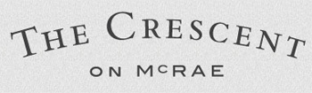 The Crescent on McRae Logo
