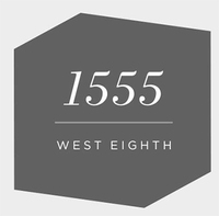 1555 WEST EIGHT Logo