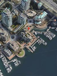 Yacht Harbour Pointe Area Map